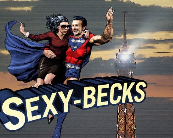 """SEXYBECKS"" ANIMATED COMICS"